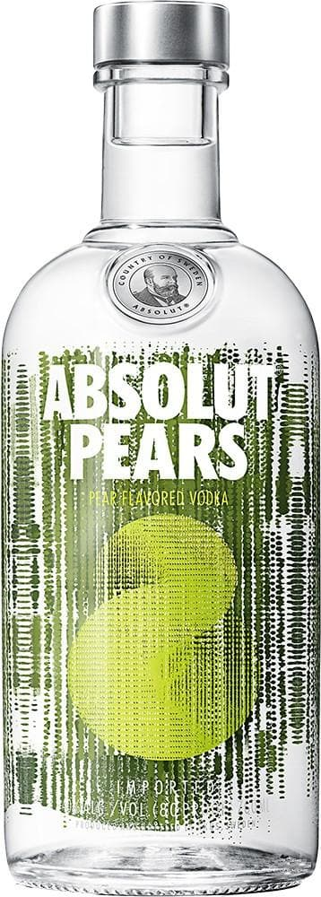 Водка Absolut Pears 0,7л 40%