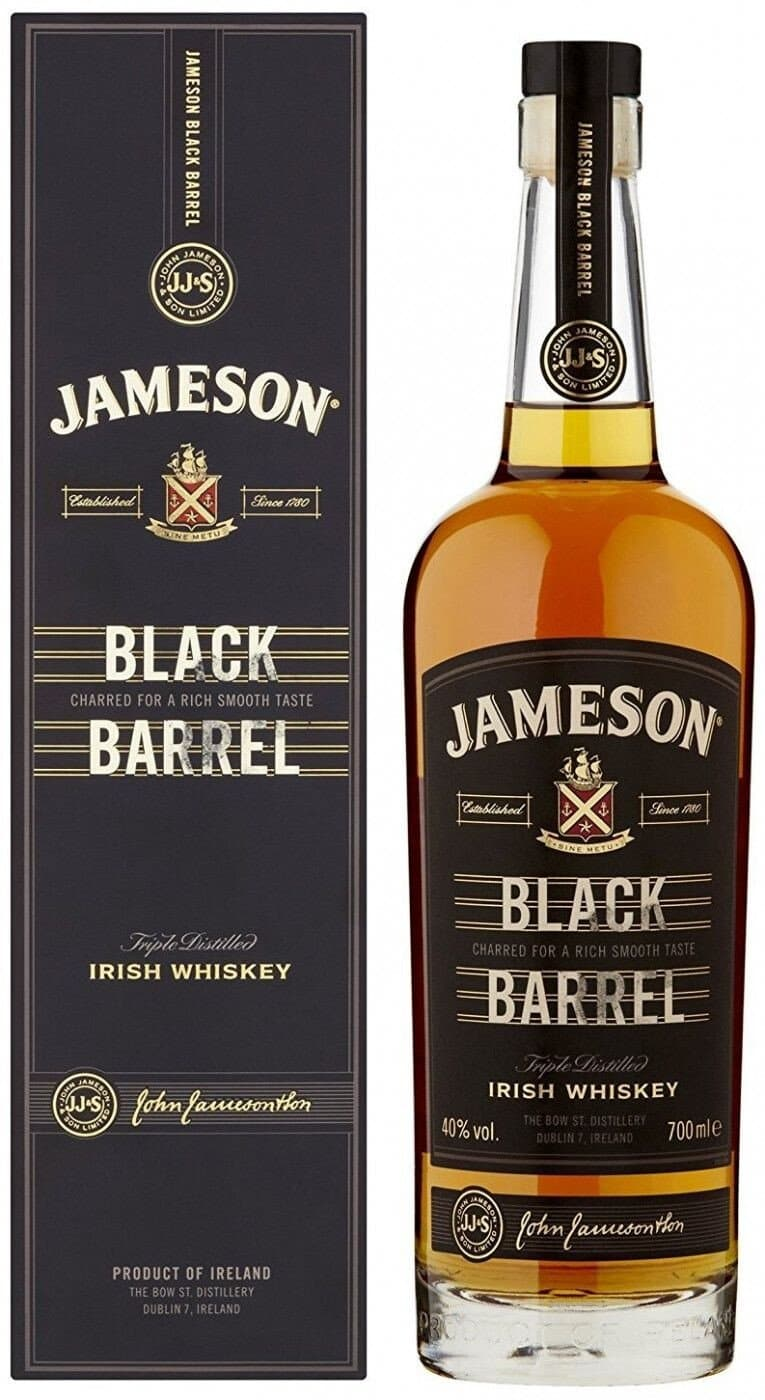 Купить - Виски Jameson Black Barrel 0.7л 40% | VINTAGE