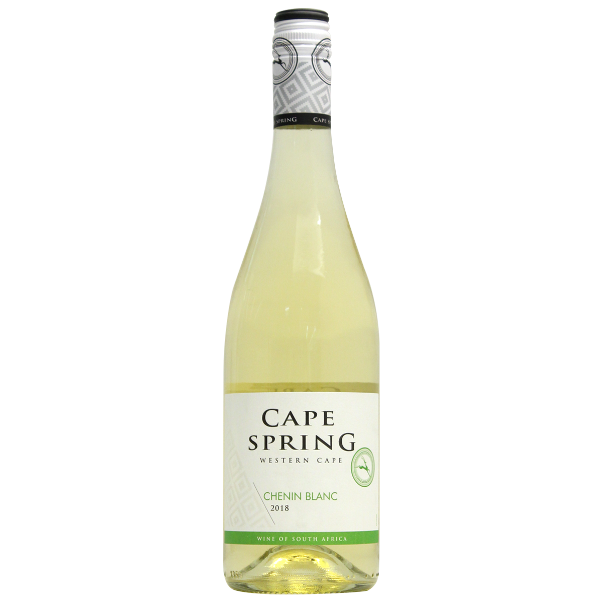 Вино Les Grand Chais de France Cape Spring Chenin Blanc 0,75л 12%