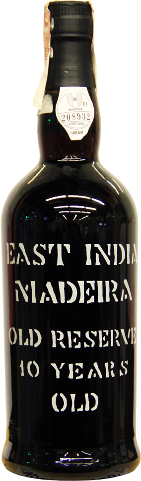 Купить - Вино East India Madeira Old Reserve 10 years Fain Dry 0.75л | VINTAGE
