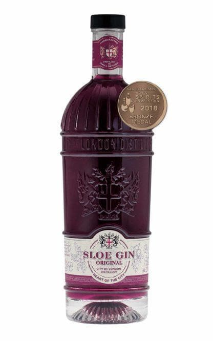 Купить - Джин Cold Sloe Gin 0.7л 28% | VINTAGE