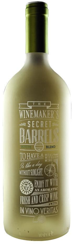 Вино Punti Ferrer Winemaker's Secret Barrels White 1л 13,5%