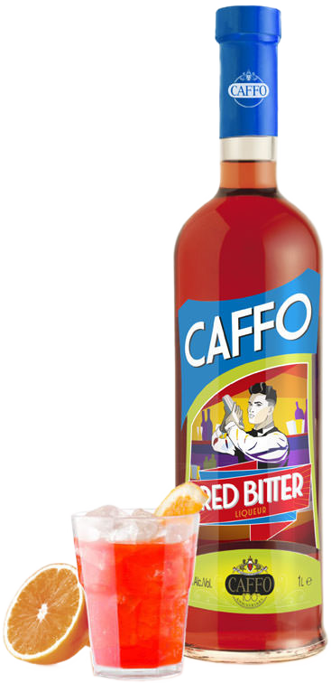 Биттер Caffo. Red Bitter 1л 25%