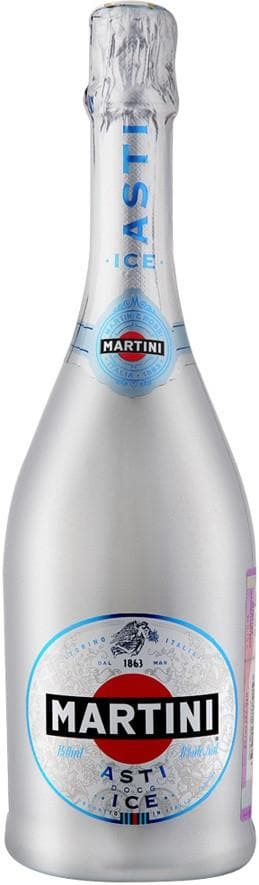 Игристое Martini Asti Ice 0,75л 8%