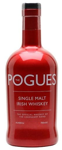 Виски The Pogues Single Malt 0,7л 40%