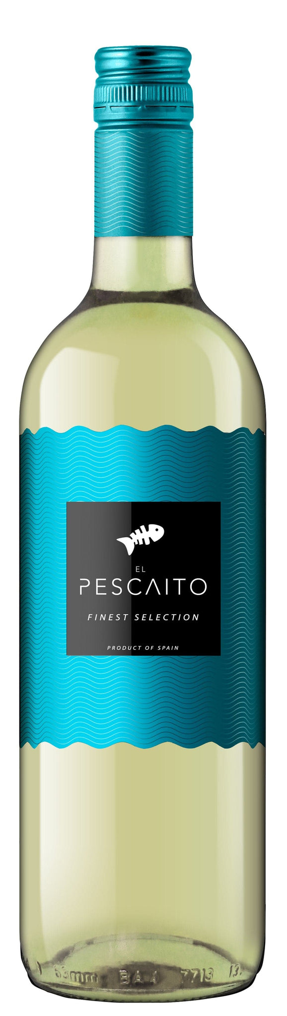 Купить - Вино Vicente El Pescaito Finest Selection Blanco 0.75л | VINTAGE