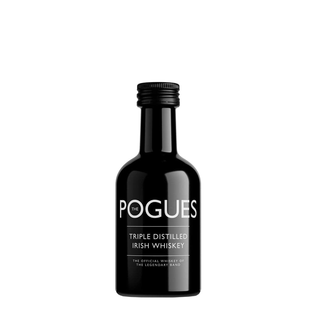 Віскі The Pogues 0,05 л 40%