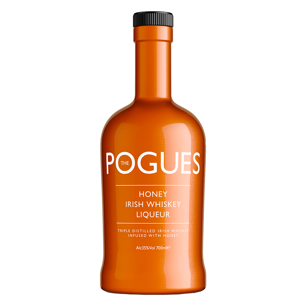 Лікер The Pogues Honey 0,7л 35%