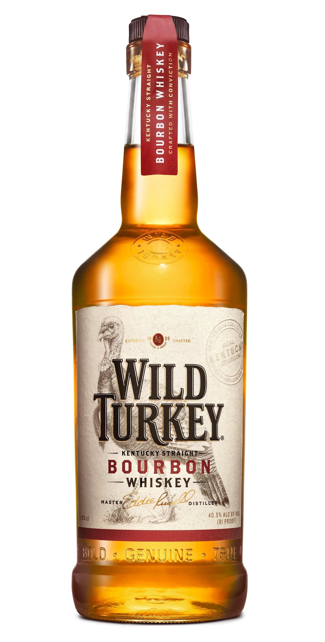 Виски Wild Turkey Bourbon 0,7л 40.5%
