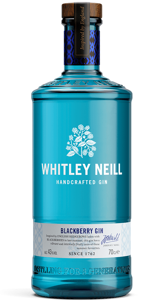 Джин Whitley Neill Blackberry 0,7л 43%