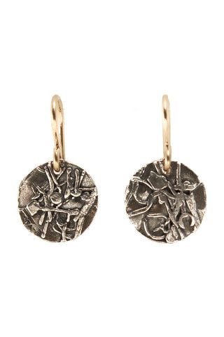 JHC Small Moon Earrings