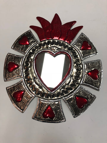 Sacred Heart Mirror