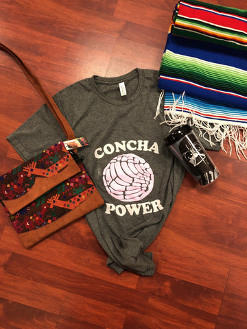Concha Power Tee