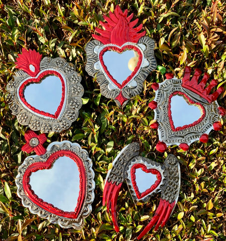 Sacred Heart Mirrors