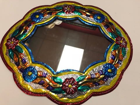 Interior Tin Mirror