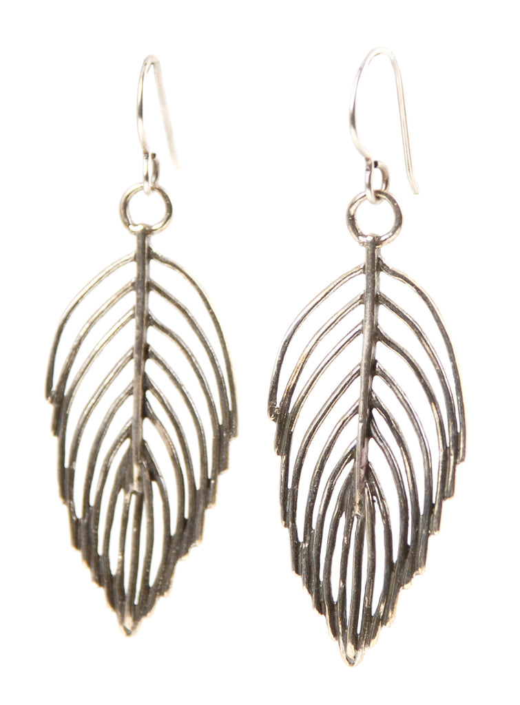 JHC Feather Earring