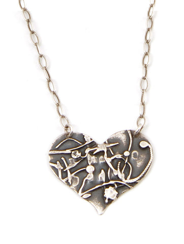 JHC Heart Necklace