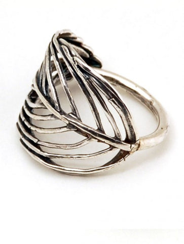 JHC Feather Ring