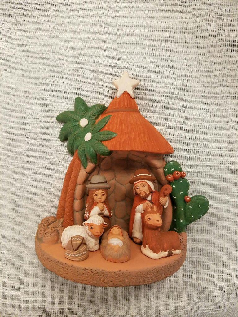 Nativity Hut