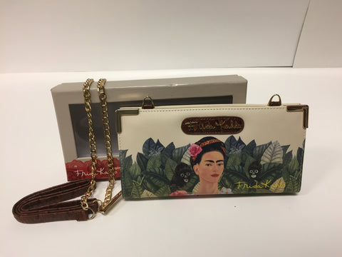 Designer Frida Clutch