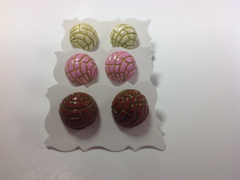 Pan Dulce Earrings