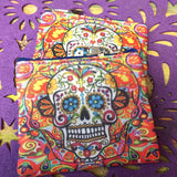 Calavera Small Coin Purse