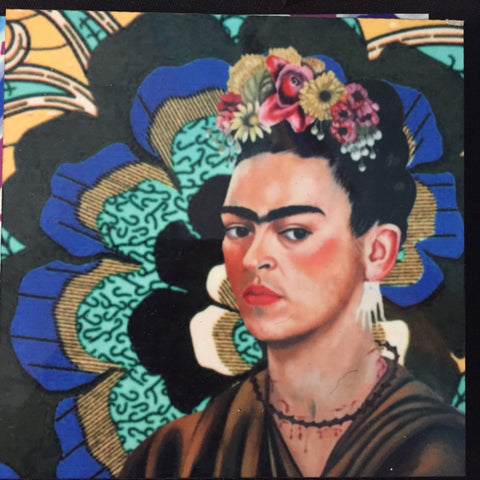 Frida Kahlo Coasters