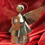 Large Tin Angel