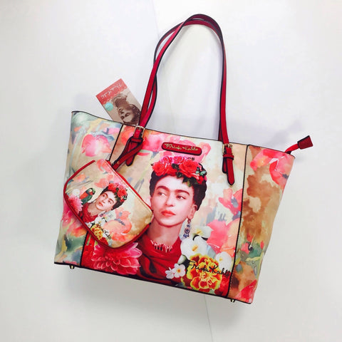 Designer Oversized Frida Purse