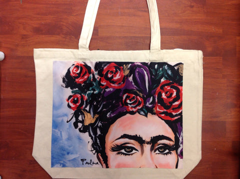 Frida Canvas Bag