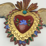 Sacred Heart with Wings