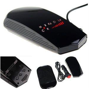 Radar Detector with LED Display Anti Radar Detector Russian & English Voice Detectors Car Alarm Vehicle Speed Control# - g-y-mega-store