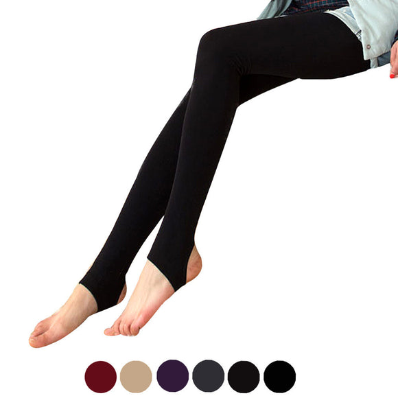 Primer Autumn And Winter Warming Stovepipe Pants - g-y-mega-store