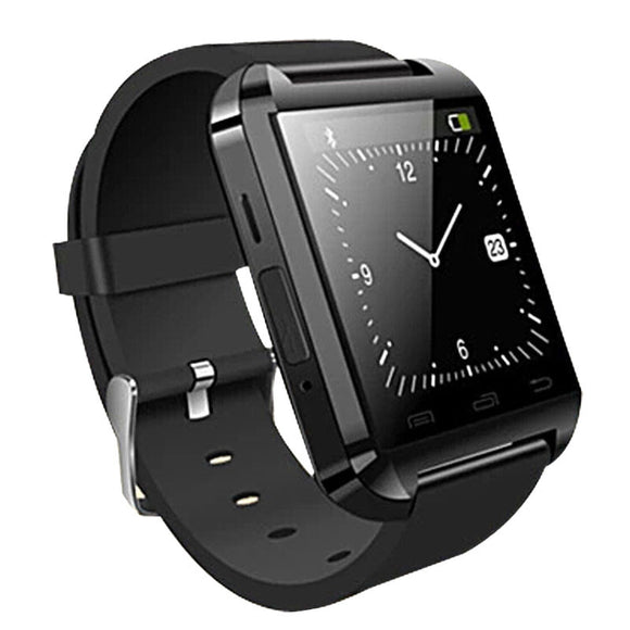 HOT Black New Sport U8 Smart Watch Phone Mate For Android IOS Samsung - g-y-mega-store