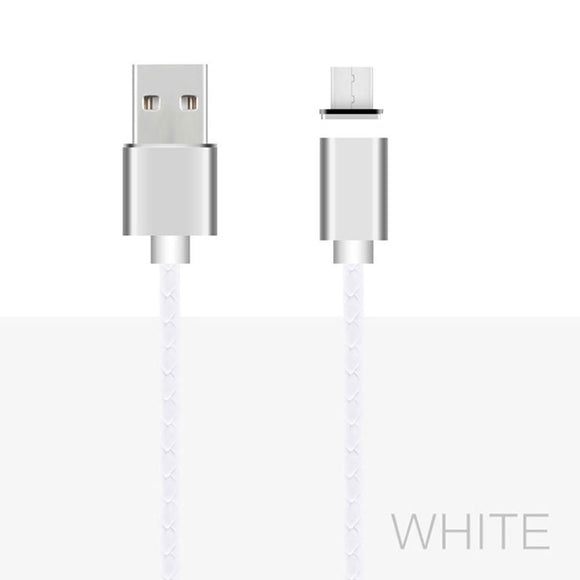 Special Data Transmission Accessories Data Cable Magnetic Data Cable Rectangle Micro Charger Connector USB Data Cable - g-y-mega-store