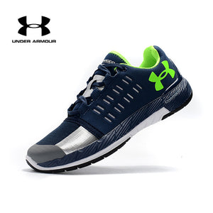 Under Armour Men's UA Speed Form Sport Running Sneakers Men Classic Black Grey Red Light Elastic Fitness Training Athletic Shoes