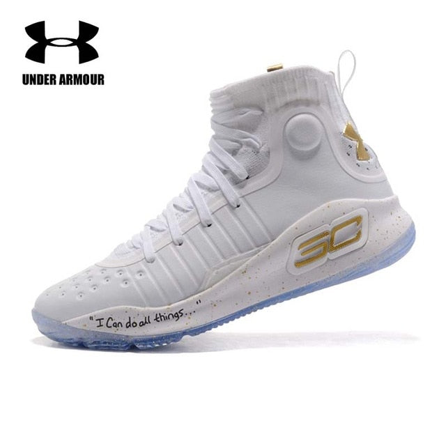b88b7e1221dc ... Under Armour Men Basketball Shoes Curry 4 sock sneakers Stephen Curry  Training Boots Zapatillas hombre deportiva ...