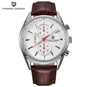 PAGANI DESIGN Watch,Chronograph Men's Watches, Waterproof Luxury Business Watch for Men Women - g-y-mega-store