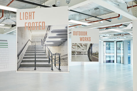 Farringdon 20 Office Branding