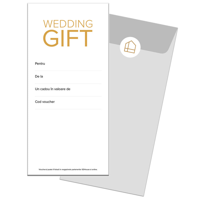 Voucher Wedding