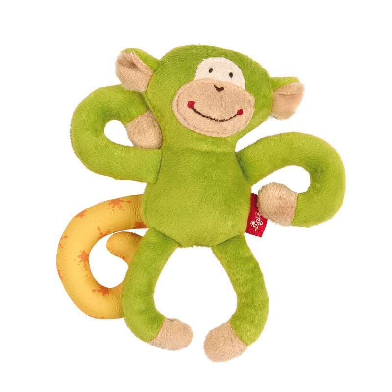 Jucarie de plus zornaitoare Monkey Green