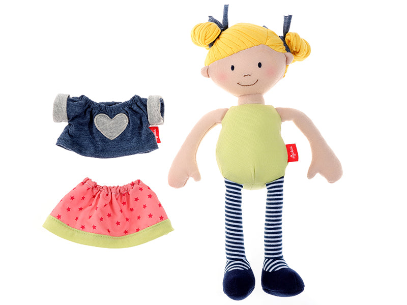 Papusa de plus Softdolls