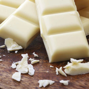 Decaffeinated White Chocolate