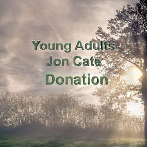 Young Adults Donation - Jon Cate