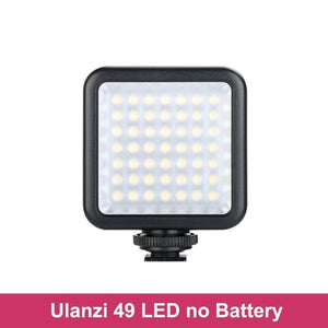 49 LED Flash for DSLR Cameras And Smartphones