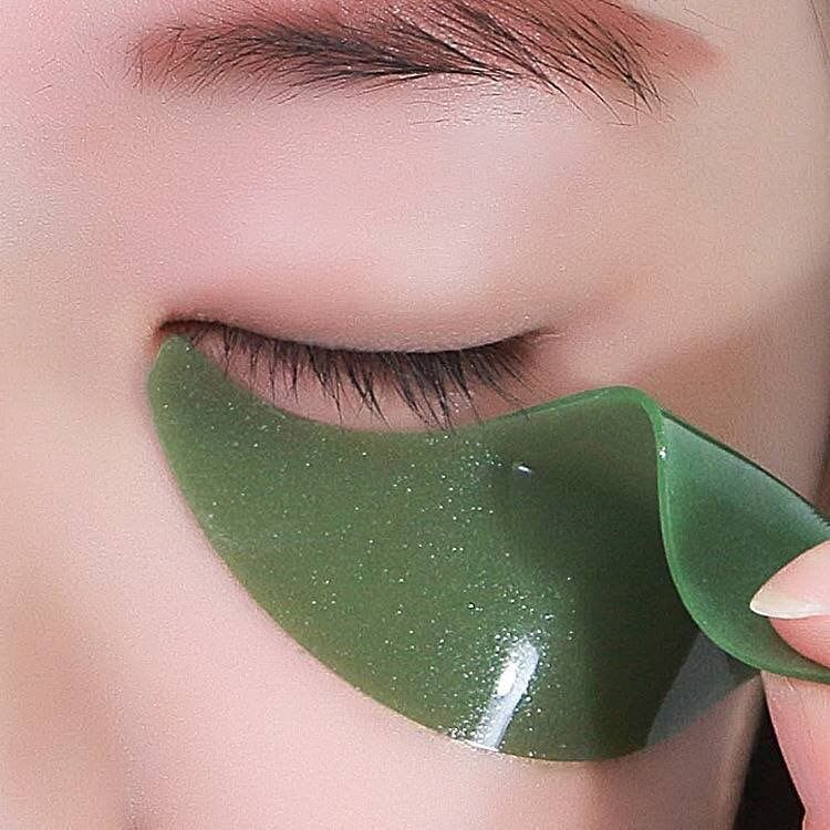 Green Algae Anti-Aging Eye Mask