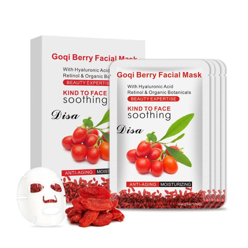 Goqi Berry Extract  Face Mask
