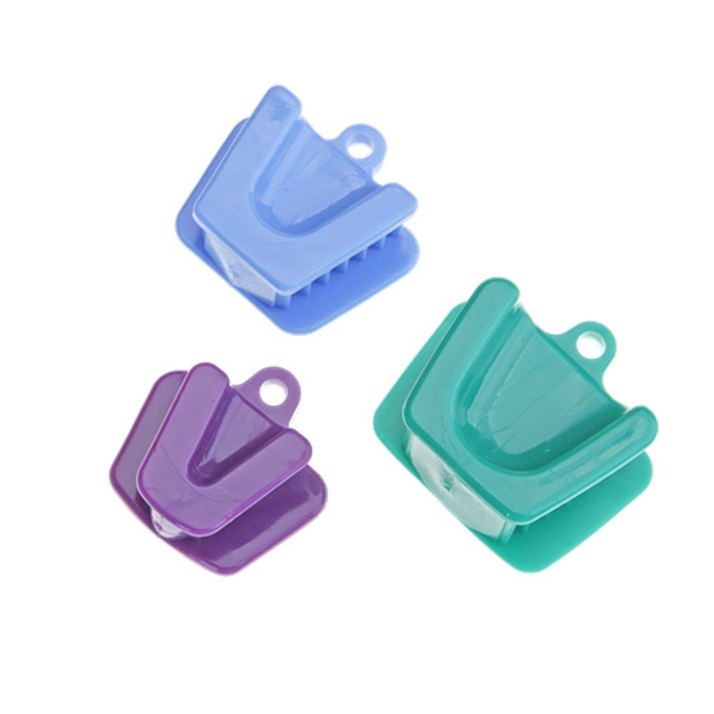 3 Premium Rubber Bite Block / Retractor- FREE GLOBAL SHIPPING