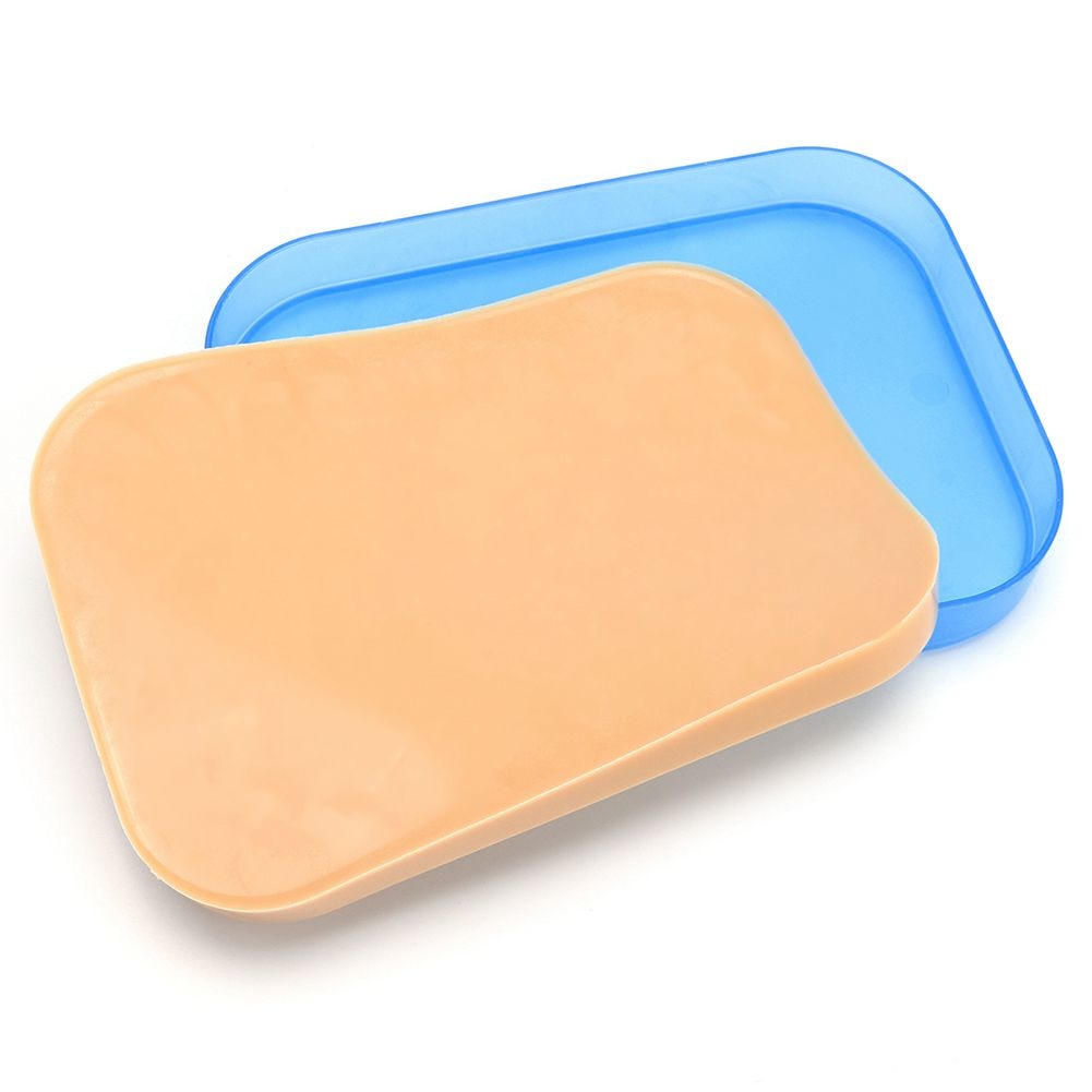 Silicone Suture Training Pad / FREE GLOBAL DELIVERY