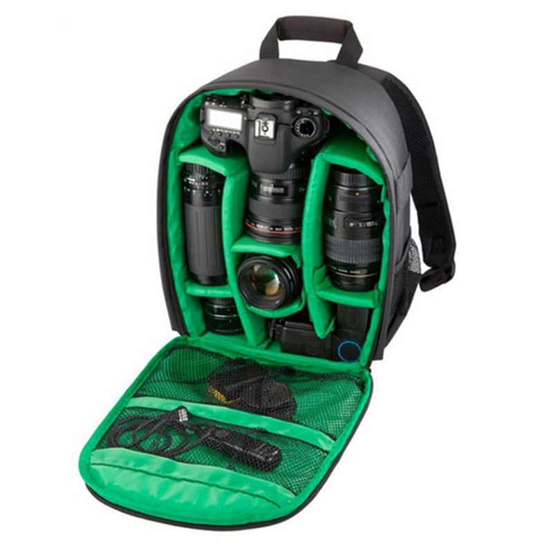 Camera Backpack - Suitable for Canon Nikon/ Any DSLR Camera / Waterproof Anti-theft
